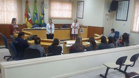 Diretoras e supervisoras das escolas municipais recebem curso sobre gestão