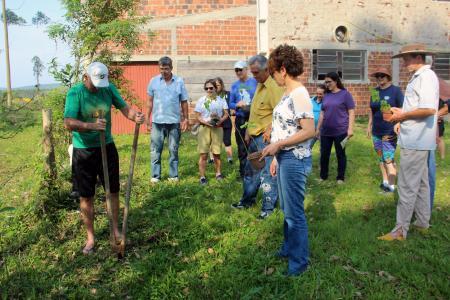 Grupo  Passeios da Colônia percorreu o município de Taquari neste sábado