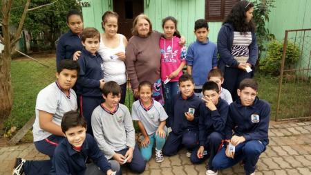 Semana do Idoso é realizada em Taquari