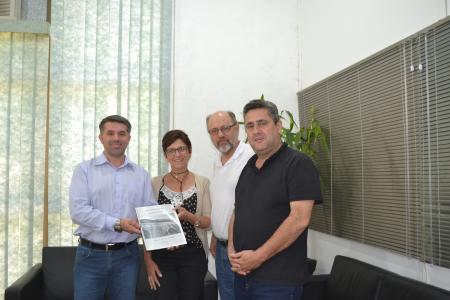 Prefeitura assume parceria para auxiliar no processo de reforma do Theatro São joão