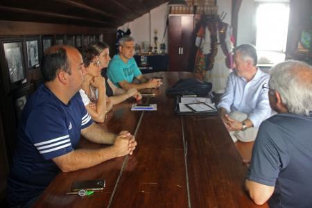 Administração promove reunião para tratar do desenvolvimento turístico de Taquari