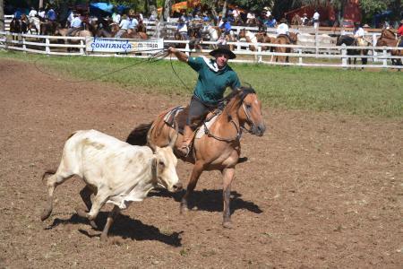 Quadragésimo-segundo Rodeio Crioulo de Taquari começa no dia 8 de março
