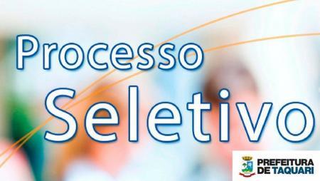 Prefeitura abre Processo Seletivo para contratação de servidores