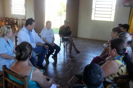 ESF da Leo Alvim Faller mantém grupo de atendimento a hipertensos e diabéticos