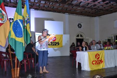 Juremir Machado palestrou em Taquari