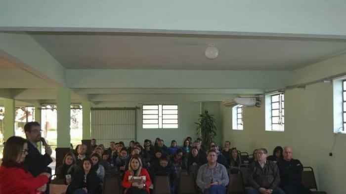 Evento regional sobre a Nota Fiscal Gaúcha ocorreu nesta terça-feira, dia 19