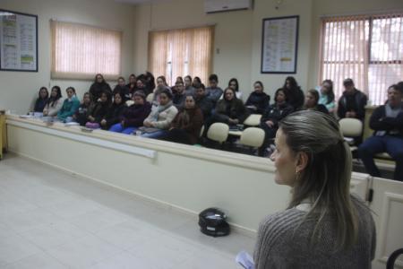 Centenas de candidatos já participam de curso de qualificação