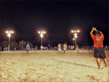 Furacão e Danados se enfrentam na final do Municipal de Futebol de Areia