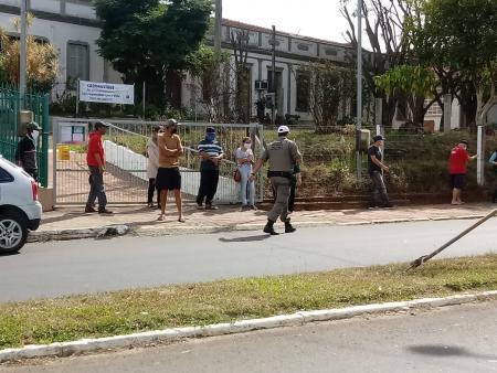 Caixa Econômica é multada por descumprimento do decreto de calamidade pública