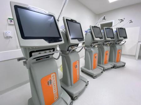 Prefeitura adquire cinco respiradores para Hospital São José