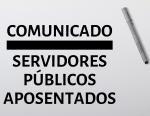 Poder Público convoca servidores aposentados para atualização cadastral