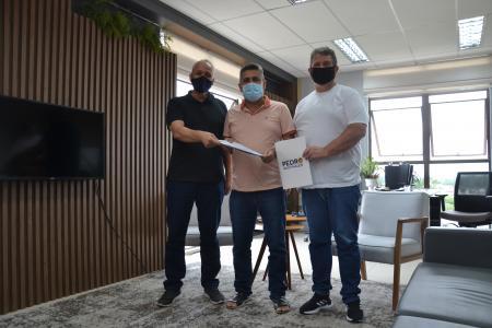 Município receberá mais três respiradores para o Hospital São José