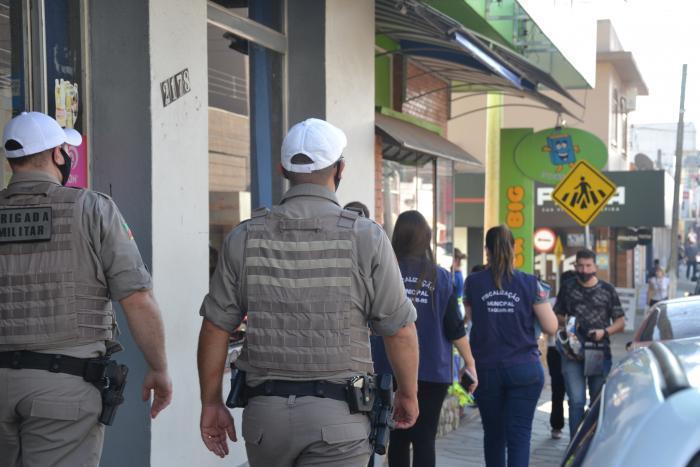 Brigada Militar de Taquari divulga índices criminais de 2020