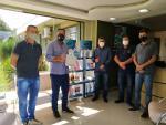 Prefeitura assina Termo de incentivo com empresa de Taquari