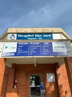 Central de Convênios do Hospital São José de Taquari é inaugurada