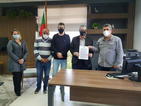 Prefeitura de Taquari e Hospital São José assinam convênio com IPE Saúde