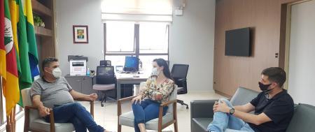 Médica taquariense começa atendimento no Posto da Léo Alvim Faller