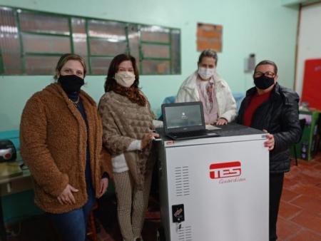 Administração de Taquari investe mais R$ 61,425,00 em recursos pedagógicos digitais