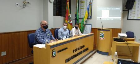 Primeira reunião do Conselho do Plano Diretor de Taquari ocorreu nesta quarta-feira