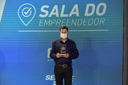 Sala do Empreendedor de Taquari é premiada pelo Sebrae