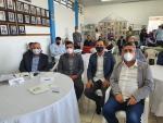 Prefeitos de Taquari, General Câmara e Triunfo participam de reunião da Granpal, em Guaíba