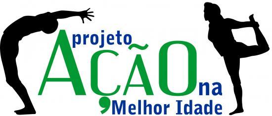 Logotipo do projeto: Ação na Melhor Idade