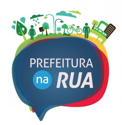 Logotipo do projeto: Prefeitura na Rua