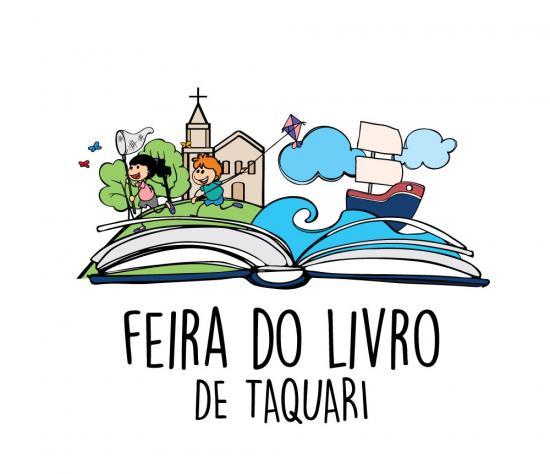 Logotipo do projeto: Feira do Livro de Taquari