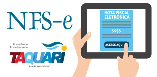 Nota Fiscal Eletrônica