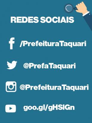 Logotipo do serviço: Redes Sociais