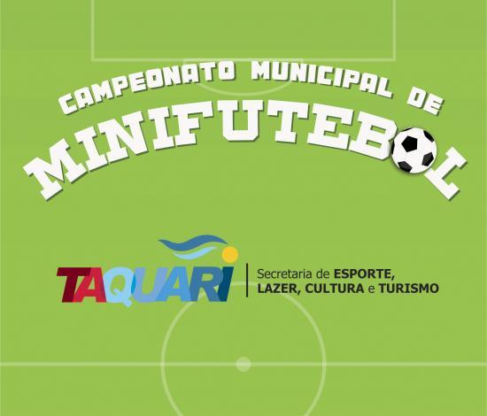 Logotipo do serviço: Municipal de Minifutebol